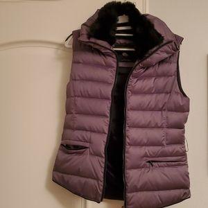 Zara Down Vest